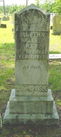Martha Miller <I>Wylie</I> Key
