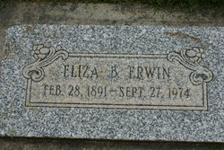 Eliza Brown Erwin