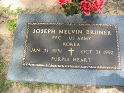 Joseph Melvin Bruner