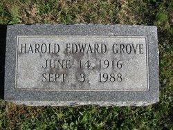 Harold Edward Grove