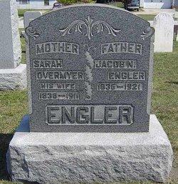 Sarah <I>Overmyer</I> Engler
