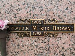 """Melville M """"Bud"""" Brown"""