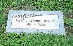 Elvera <I>Schmidt</I> Ristow
