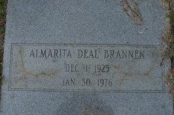 Almarita <I>Deal</I> Brannen