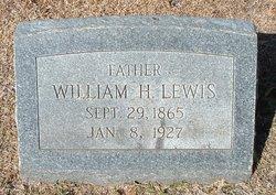 William H Lewis