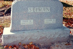 "Michael Friedrich ""Fred"" Seiman"