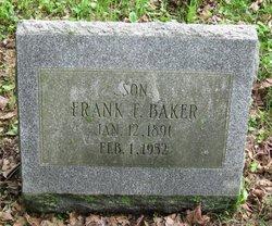 Frank F. Baker