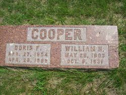 Doris F. Cooper