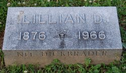 Lillian D. <I>Dickbrader</I> Arcularius