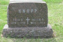 Frederick Dewey Knapp