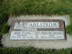 Vera Ada <I>Lloyd</I> Ahlstrom