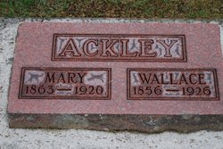 Wallace Ackley