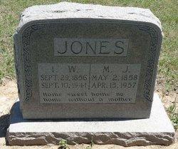 M. J. Jones