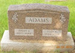 Lula G Adams