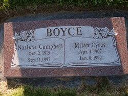 Dortha Noriene <I>Campbell</I> Boyce