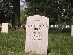 Mary Evelyn <I>Wilhoit</I> Bird