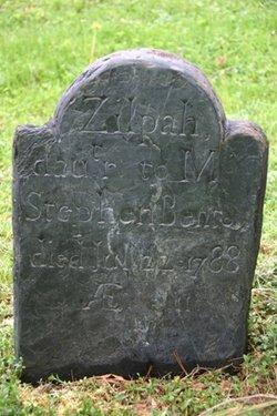 Zilphah Benton