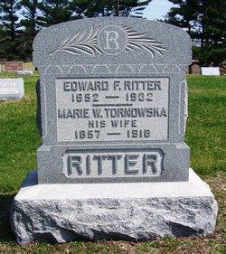 Edward F Ritter