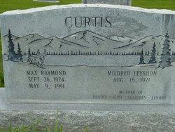 Max Raymond Curtis