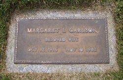Margaret Lota <I>Llewellyn</I> Carlson