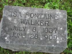 Isa Fontaine <I>Williams</I> Walker