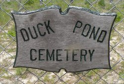 Duck Pond Cemetery