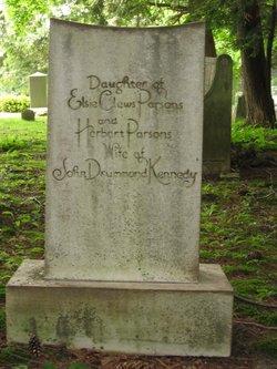 Elsie <I>Parsons</I> Kennedy