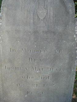Deacon Joshua Marshall