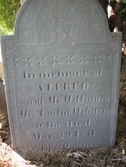 Alfred Webster