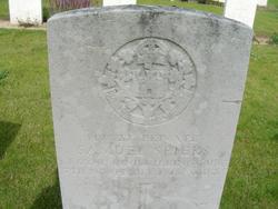 Private Samuel Spiers