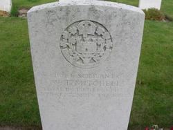 Serjeant W. T. Mitchell