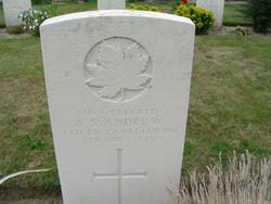 Private Alexander Shaw Andrew