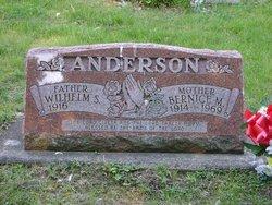 Bernice M. <I>Gunderson</I> Anderson