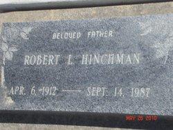 Robert L Hinchman