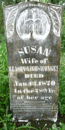 Susan <I>Buffington</I> Nighswonger
