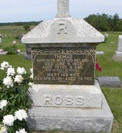 Mary Ann <I>McCormick</I> Ross