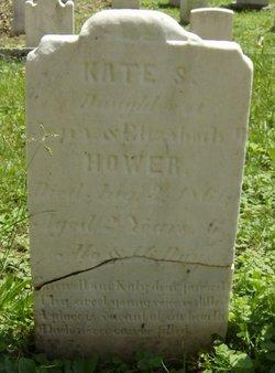 Kate Sanders Hower