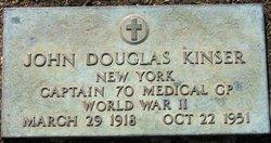 John Douglas Kinser