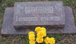 Jerry Preston Anderson