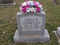 Lovell W Johnson