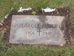 Idell <I>McCue</I> Bouchard