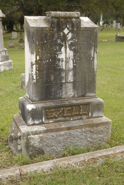 """Mary S. """"Mollie"""" <I>Vollintine</I> Ezell"""