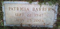 Patricia <I>Barber</I> Allison