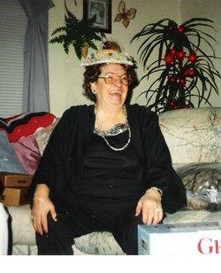 """Priscilla Margaret """"Pat"""" <I>Eades</I> Oliphant"""