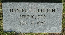 """Daniel Gaskins """"Dan"""" Clough"""