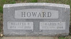 Neletta P. <I>Pettet</I> Howard