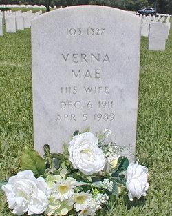 Verna Mae <I>Harper</I> Crowe