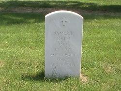 James R Deth