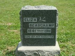 Eliza Jane <I>Duck</I> Beauchamp