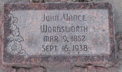 John Vance Wordsworth